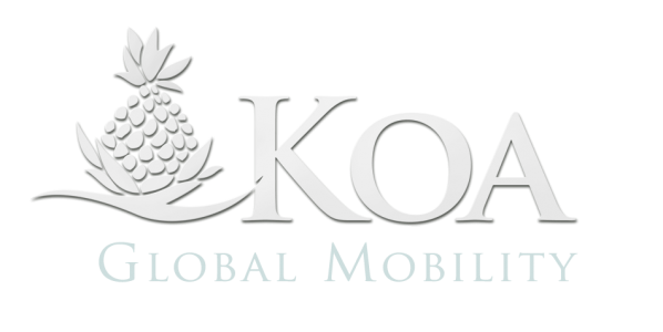 Koa Global Mobility United States and Turkey Residence Application